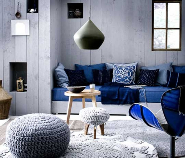 Blue-Accents-With-Gray-Walls-2014-Colors